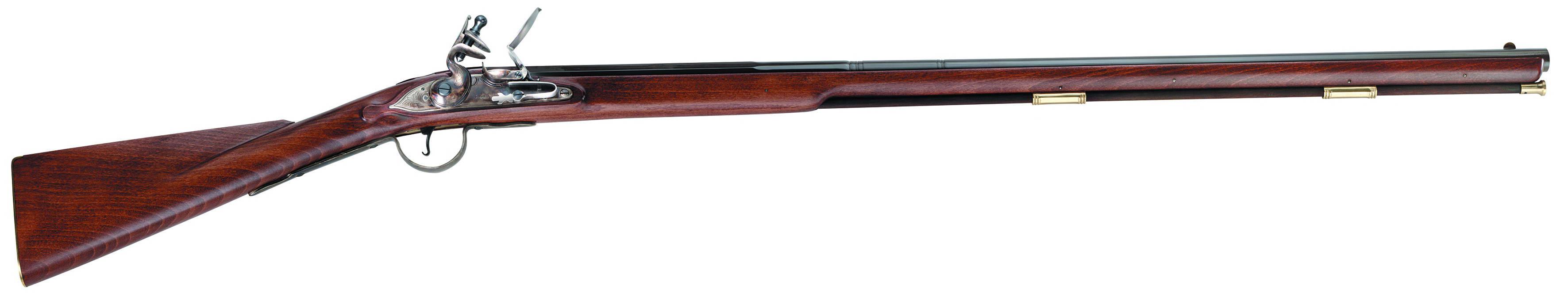 Kings Furniture Pa Cherry's Pedersoli rifle page (2)