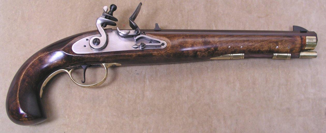 Hatfield Rifle Half Stock Percussion Cap Muzzleloader