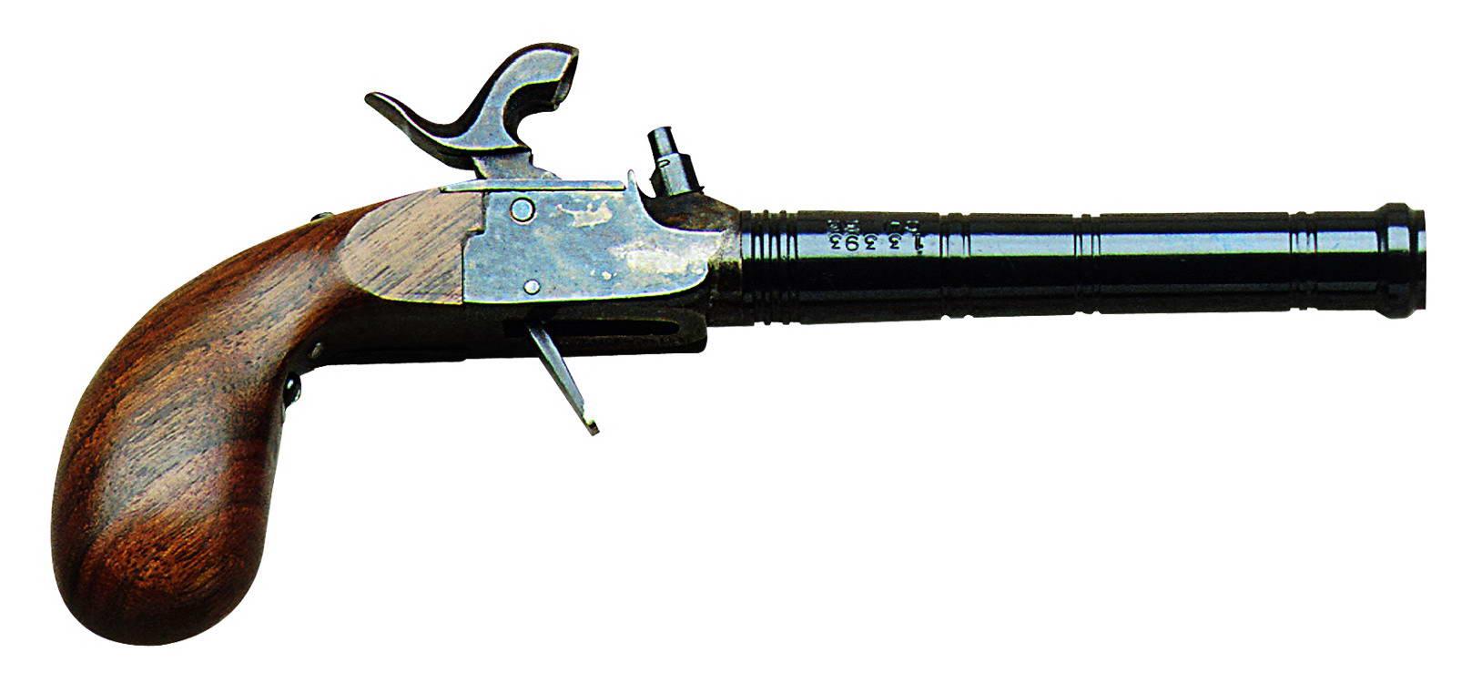 Diy Derringer Kit