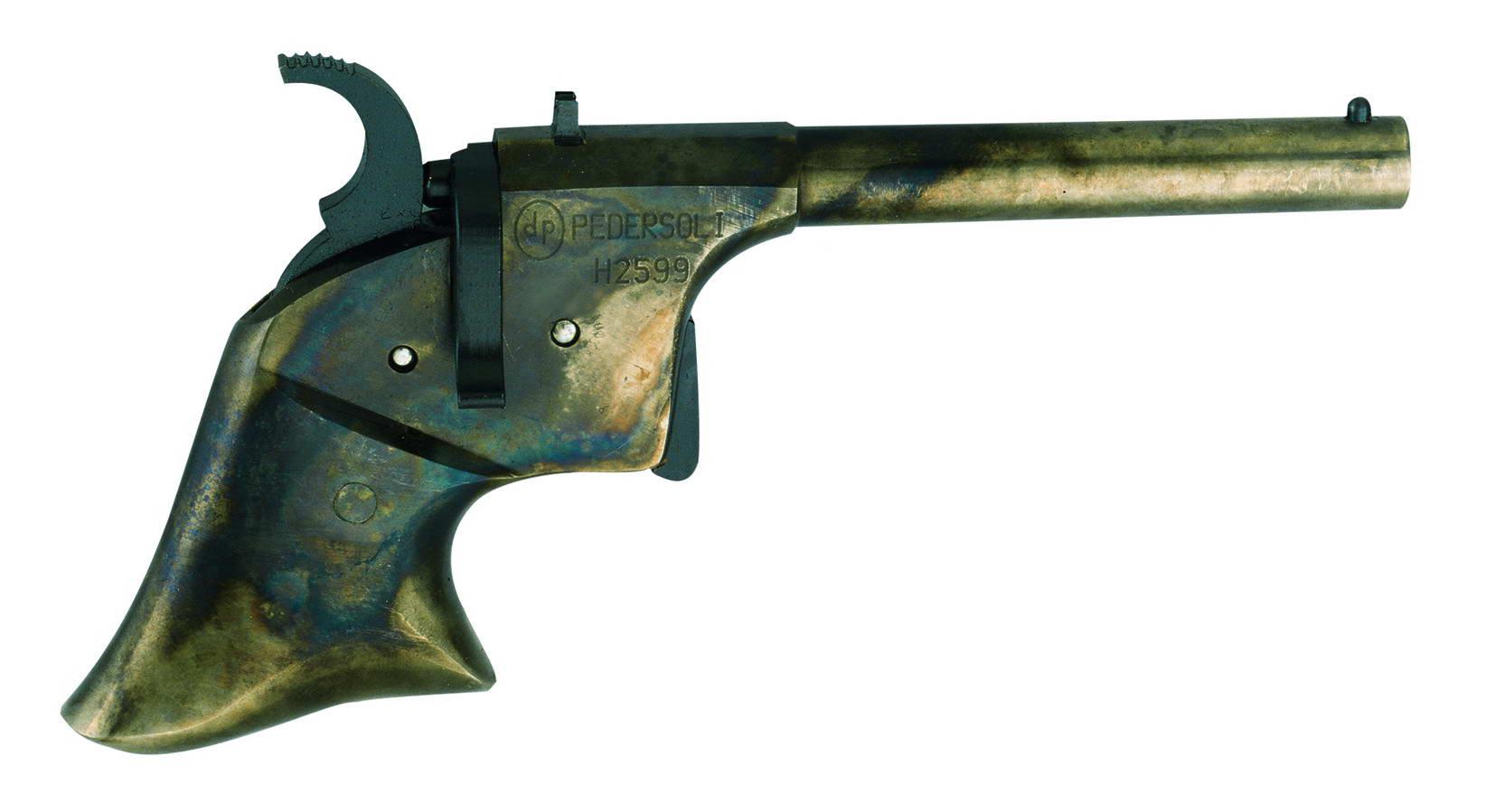 Cherry's Pedersoli pistol page