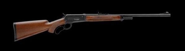 Cherry's Pedersoli modern rifle page