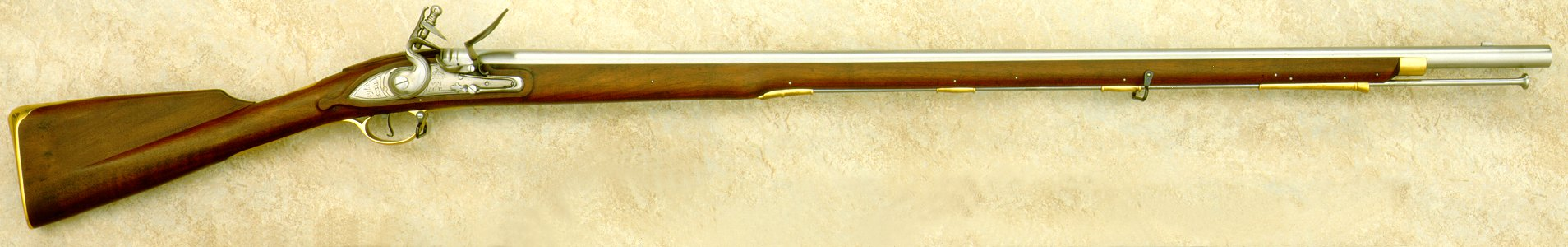 Flintlock Musket Parts 75 Caliber Flintlock Musket