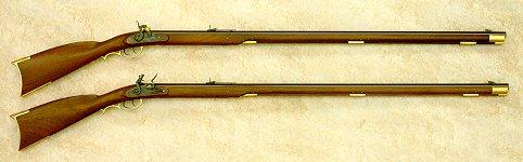 Cherry's Pedersoli rifle page