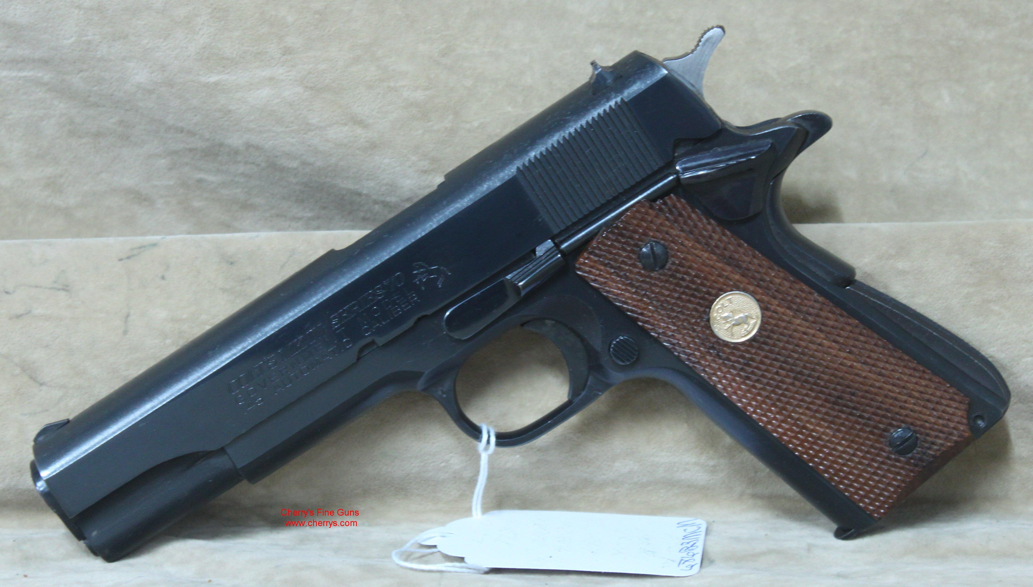 Cherry\'s Handgun Inventory Page