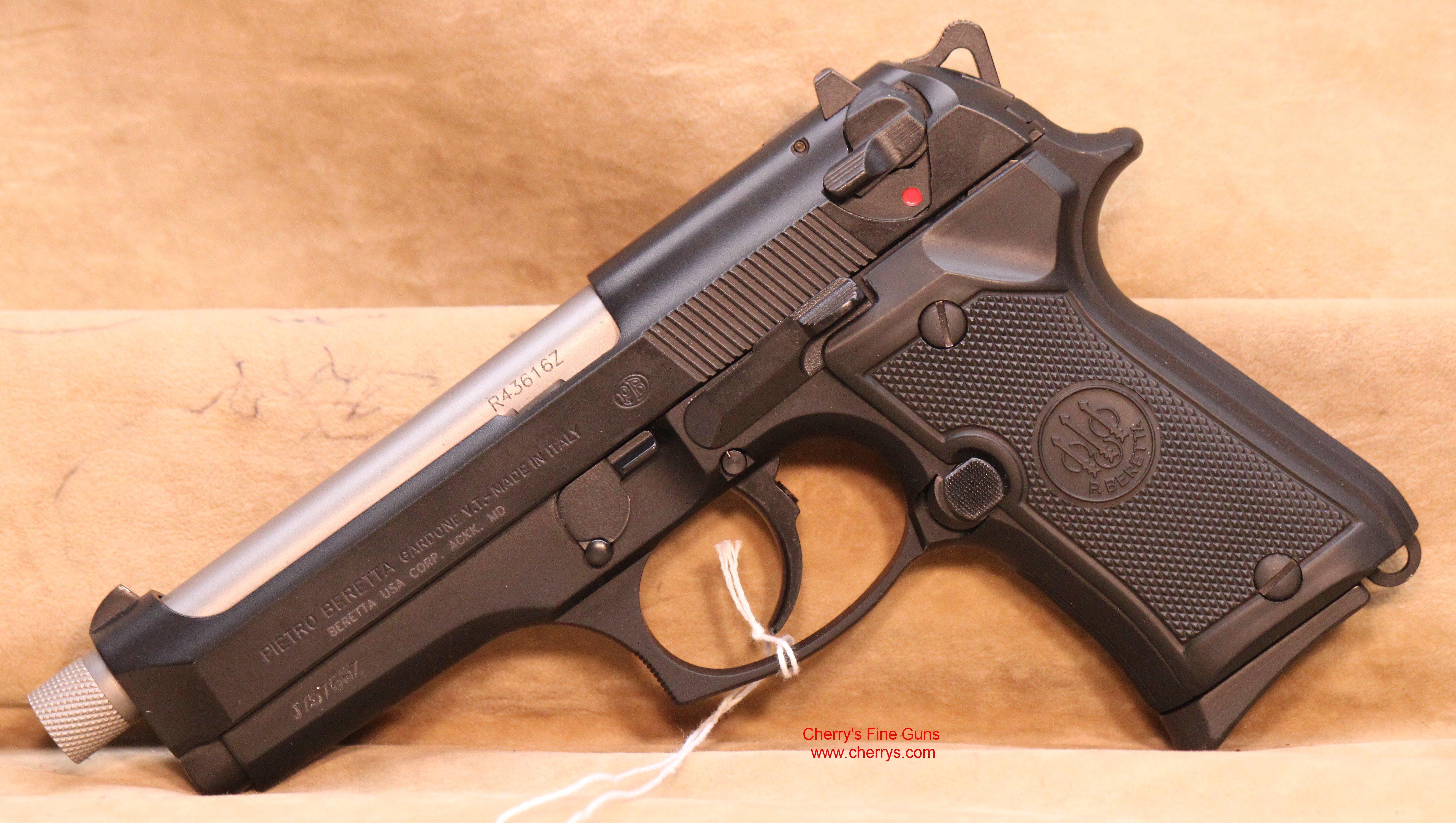Cherry's Handgun Inventory Page